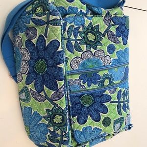 Diaper Messenger Bag